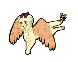 Request for HollowedAngel by ButterflyColour