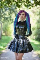 Latex lolita by octokuro