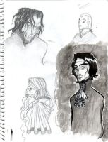 angry Snape is angry by memyselfandAyame