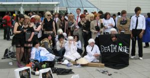 death note group by caramellcube
