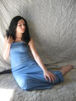 Blue Dress 12 by aceoni-koronue-stock