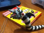 Beetlejuice Worm by Marilovett