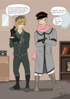 APH- SPECIAL DELIVERANCE by TiffyXD