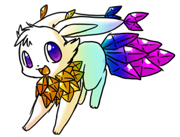 crystalleon by rainbowjellyfishlove