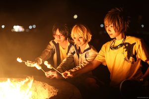 Free ! Camping time by ImMuze