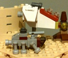 Lego Contest 4 Entry: Attack of The Clones by Rockyrailroad578