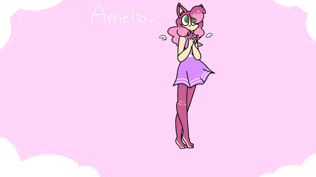 AMYXJANE Fan kid: Amelia by NewHayden98081