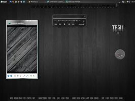 Desktop for New Year... by othum