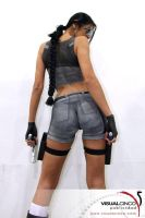 UPFRONT Mexico Lara Croft III by darthstrider