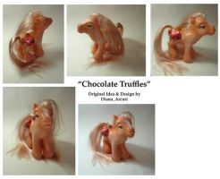 MLP Custom- Chocolate Truffles by BlackAngel-Diana