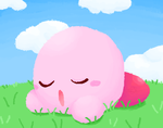 Kirby Challenge 1 - Kirby by Chenanigans