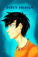 [HoO]Percy Jackson by sora-jimonitos