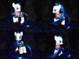 Madame American by Soulren