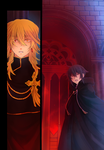 Pandora Hearts. Way to Hell by ShionMion