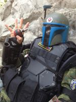 Come and Take Me Clanker by Ghost141