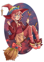 Witchsona by Kintsugi
