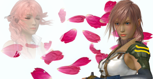 Listen to your Heart Serah (Lightning's Version) by SilverMoonCrystal