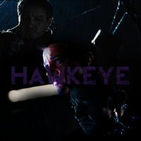 HAWKEYE by WhilteringAway