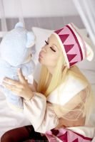 Tiger and Bunny: My Teddy Toy by Ocean-san