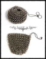 Dice bag by Cayca