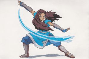 Katara by AlPendragon