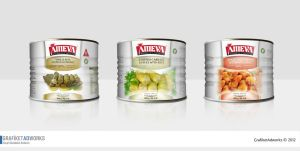 Ameva Packaging Design by grafiket