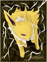 Jolteon by lovelyfantasy