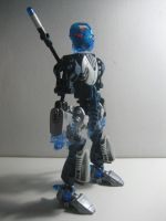 Anody Toa of Energy by Maxustech
