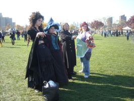 Quidditch Cosplayers by Shadow-Lockheed