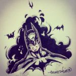 Batman DQS by emmshin