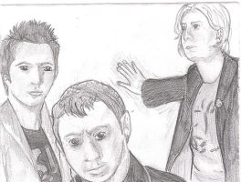 The Manic Street Preachers by 0Melodious-Nocturne0