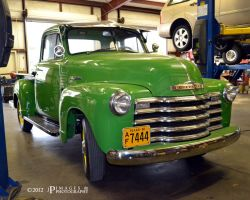 '51 Chevy by bullethead321