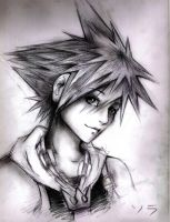 Sora by CherryStarwberry7