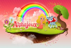 Alphajeux by AnthonyGeoffroy