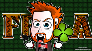 Chibi Sheamus - Fella WWE Wallpaper by kapaeme