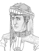 Prince Altair by Uccan
