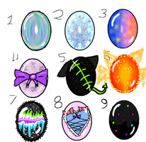 Egg adopts :OPEN: by XxJeminiAndEchoxX