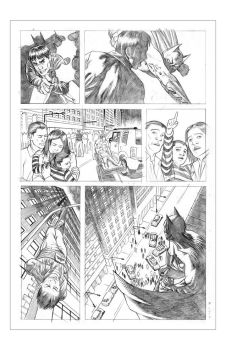 Batman Sample Page 5 by thejohnray
