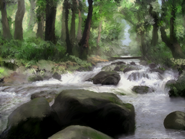 Cosby Creek by ghost549