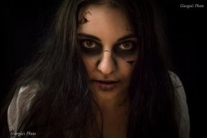 Inspired by The Exorcist by GeorgiaMag