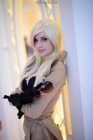 Magfest 2014 - No More Heroes - Sylvia Christel by ByndoGehk