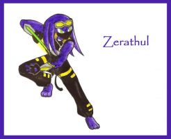 Zerathul by TheMonica180