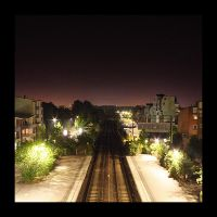 Train Station At Night by Shaggy87