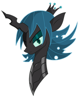 Anime Styled Chrysalis by tyler611