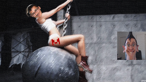 I came in like a Markiball! by StoneHot316