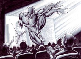 Spidey commission by mrno74