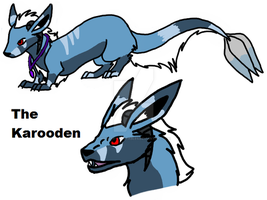 Karooden Species Ref by Howler-Adoptables