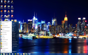 Windows 7 Theme - NY City by Windowsthememanager