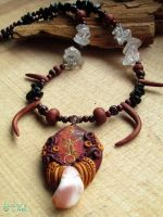 Alheil necklace by SuvetarsWell