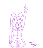PC: Toby Sketch by IperGiratina98